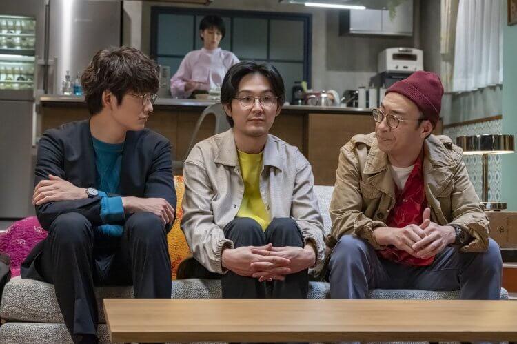 松隆子日劇《大豆田永久子與三個前夫》岡田將生、松田龍平、角田晃廣