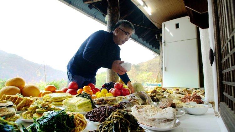 電影《盡孝的滋味》記錄韓國養生名廚林祉鎬「百膳孝為先」的流浪人生