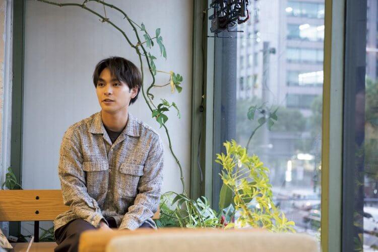 日本男演員柳樂優彌。