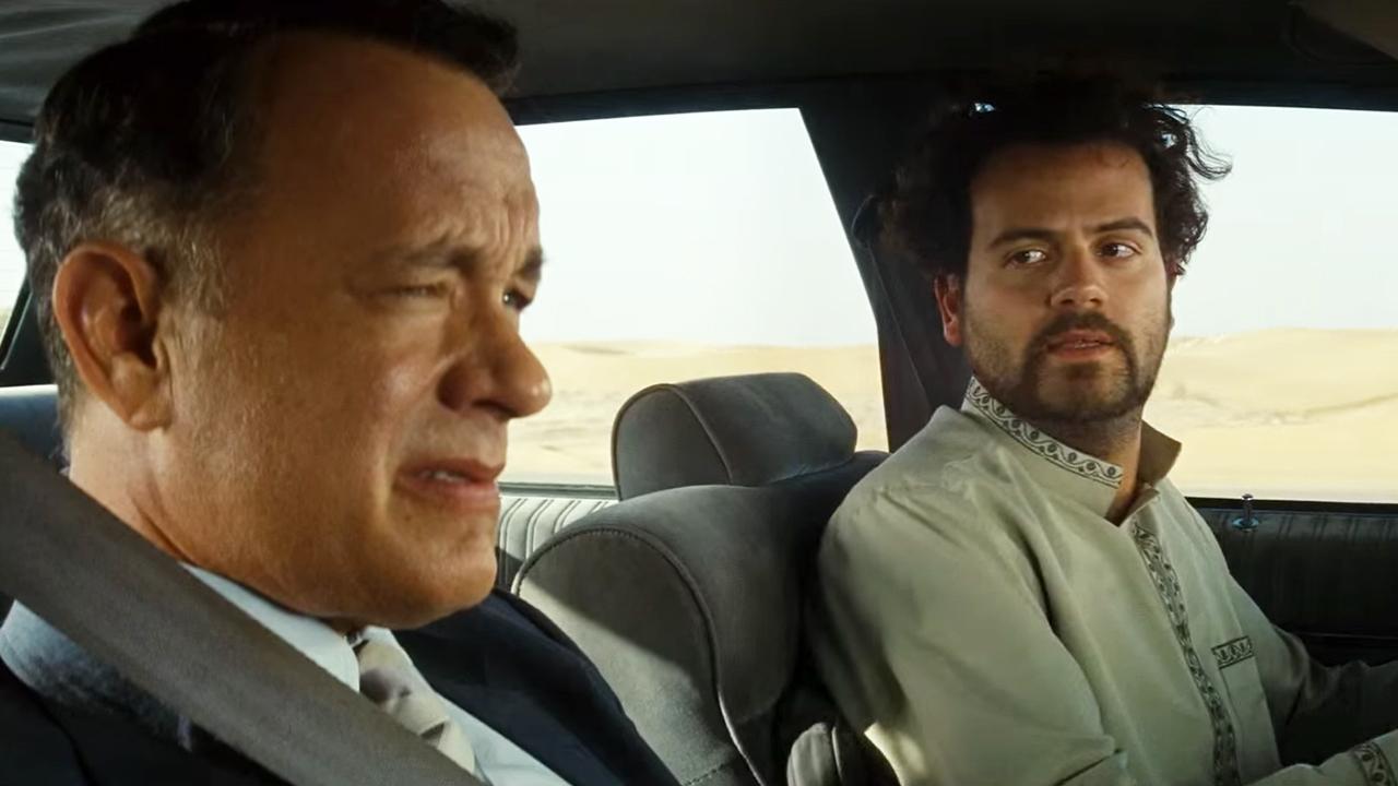 《 梭哈人生 》 艾倫 與他的司機