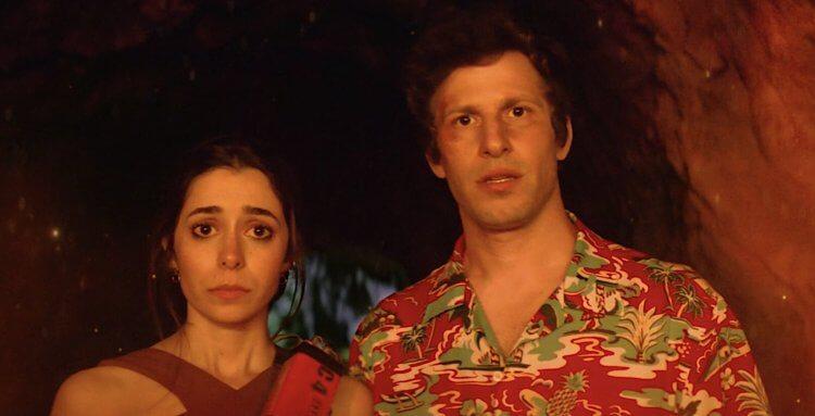 《棕櫚泉不思議》劇照。
