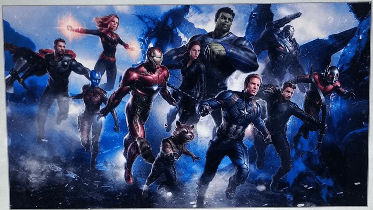 【復仇者聯盟】速報!《復仇者聯盟4》(Avengers 4) 先行概念圖流出!?