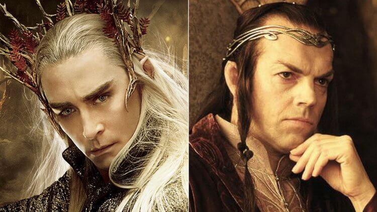 【人物特寫】《魔戒》經典角色介紹篇:幽暗密林的精靈王瑟蘭督伊,與瑞文戴爾的領主愛隆首圖