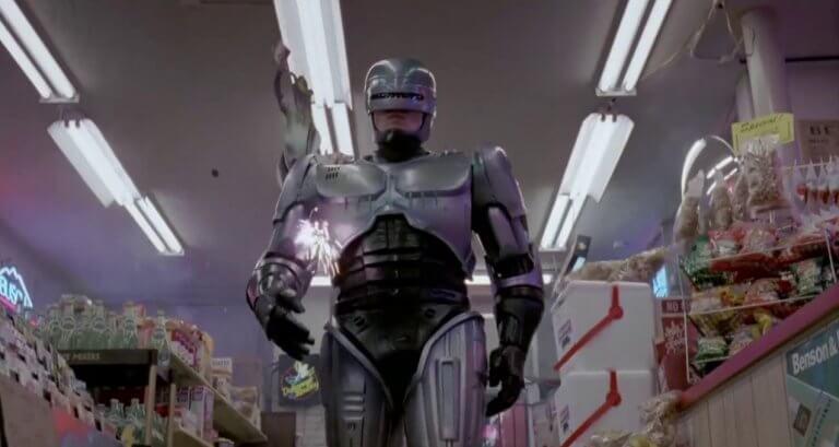 1987 年上映的科幻動作電影《機器戰警》至今仍令人印象深刻。