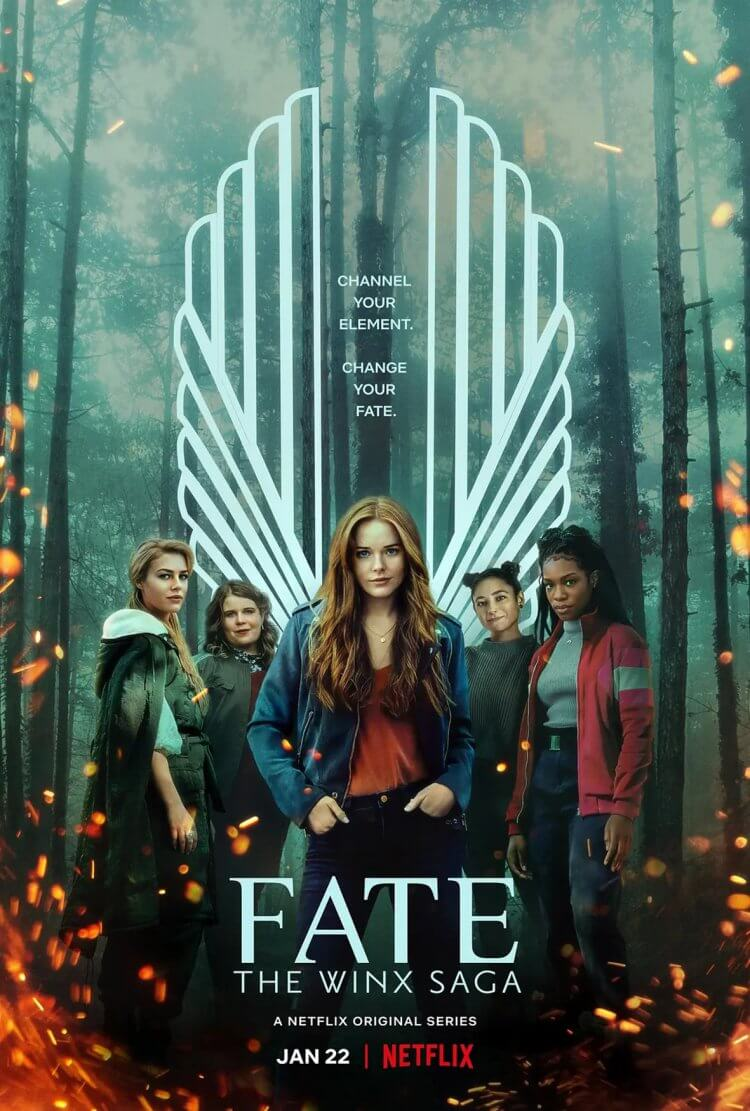《Fate:魔法俏佳人傳奇》正式海報。