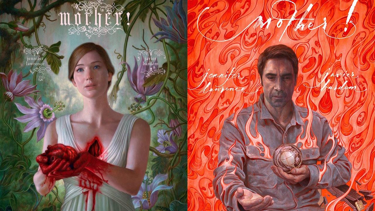 【影評】《母親!》作為藝術品供起來的電影作品,你也許需要牧師同行首圖