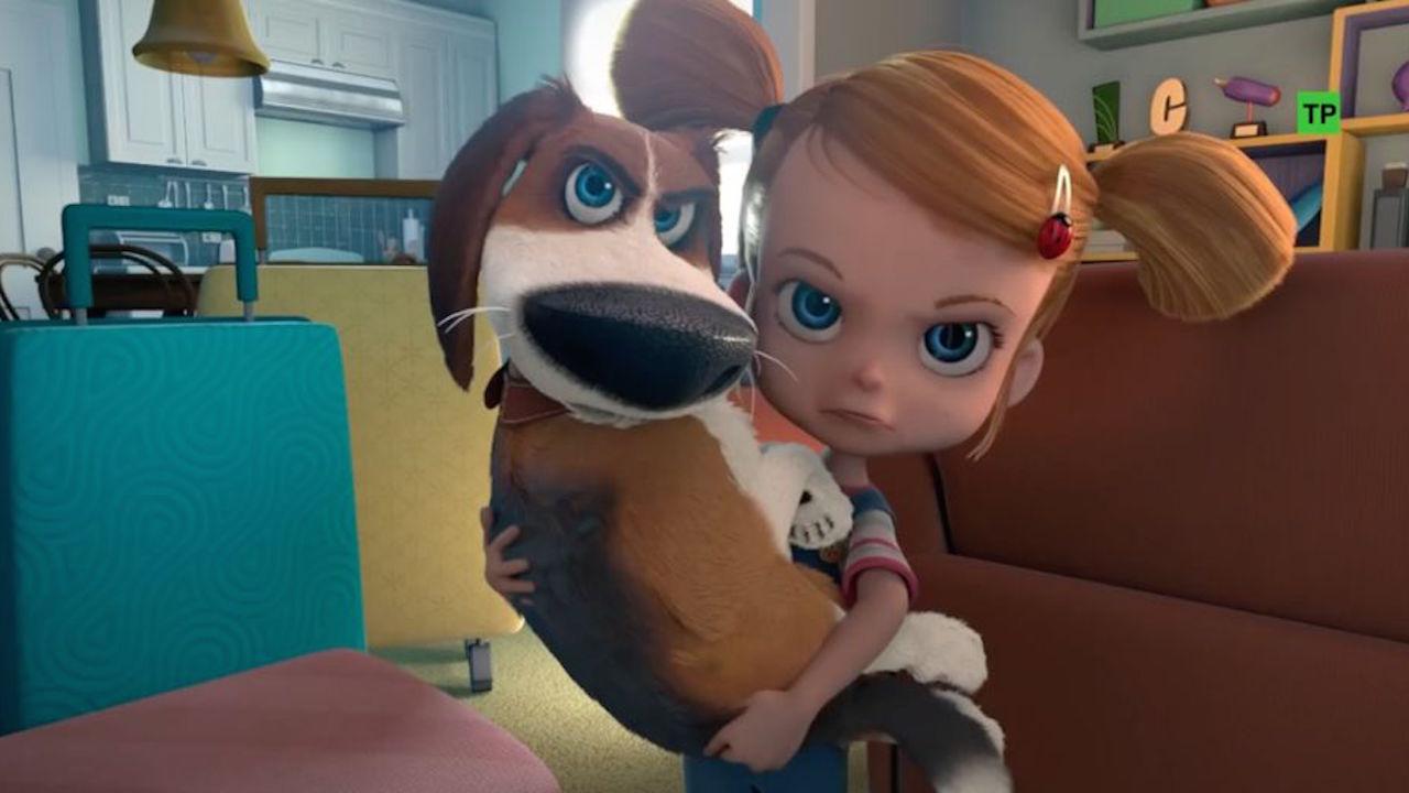 《毛孩總動員》今年最動人的萌寵動畫電影 毛小孩愛與自由的冒險旅程首圖