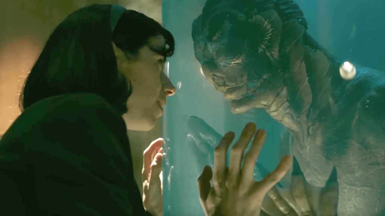【影評】《水底情深》非一般愛情童話的成人寓言首圖