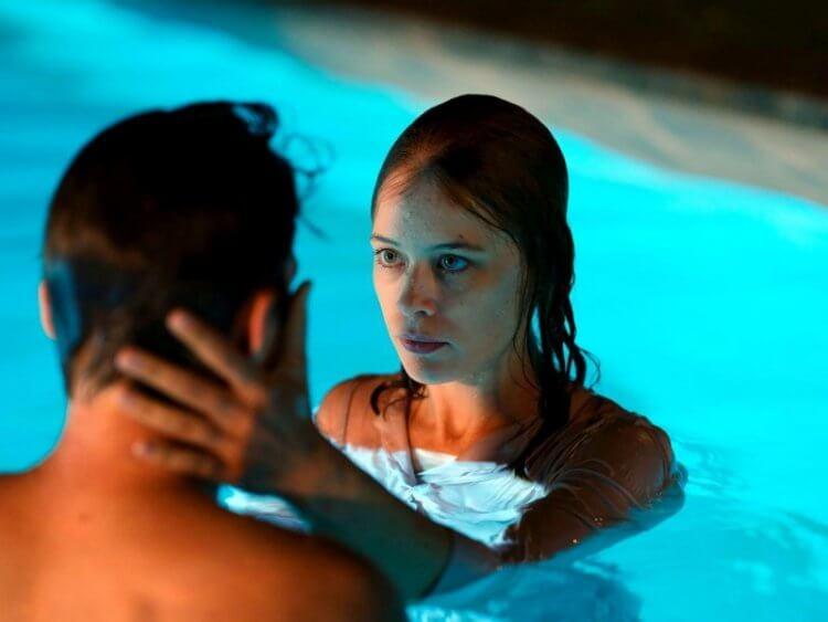 《水漾的女人》電影劇照。