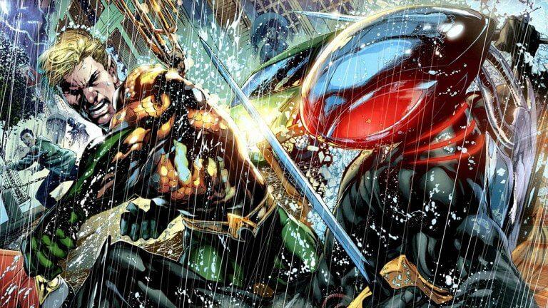 《水行俠》預告解析總整理:漫畫與電影的 8 大連結性對照