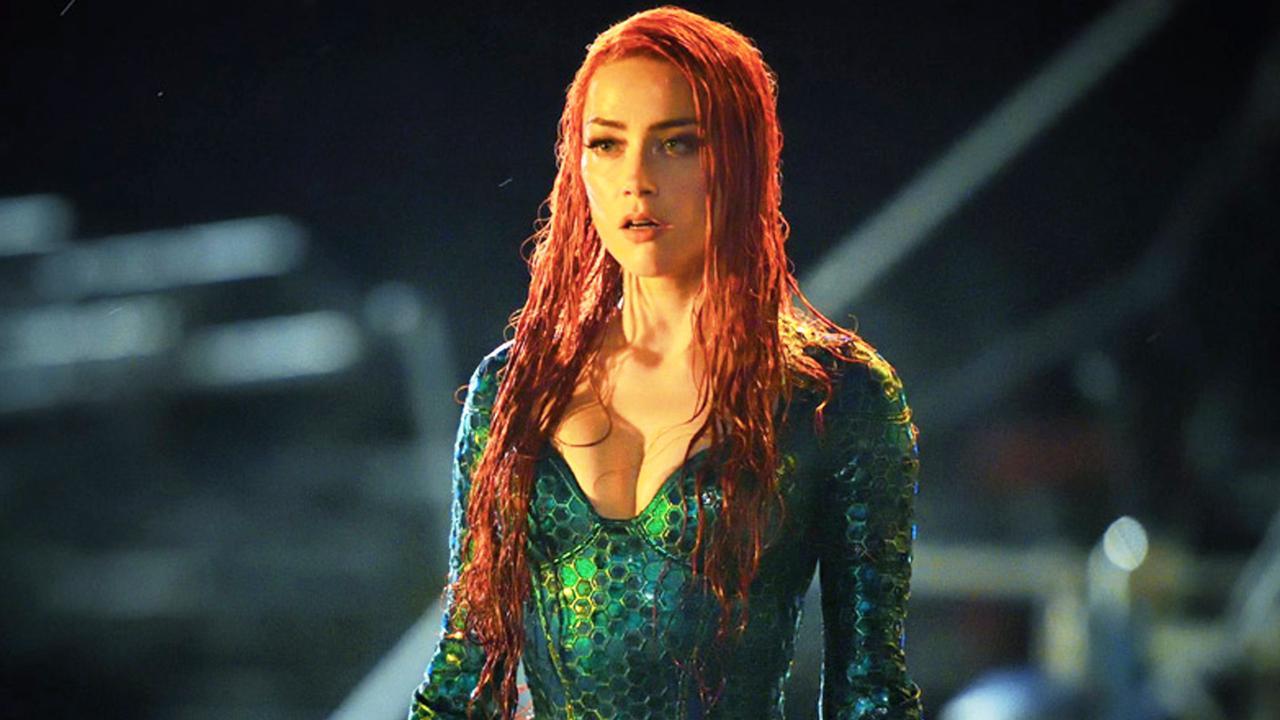 安柏赫德:我受夠演出落難美女這類的角色  – 《水行俠》梅拉將是一位「好戰的皇后」