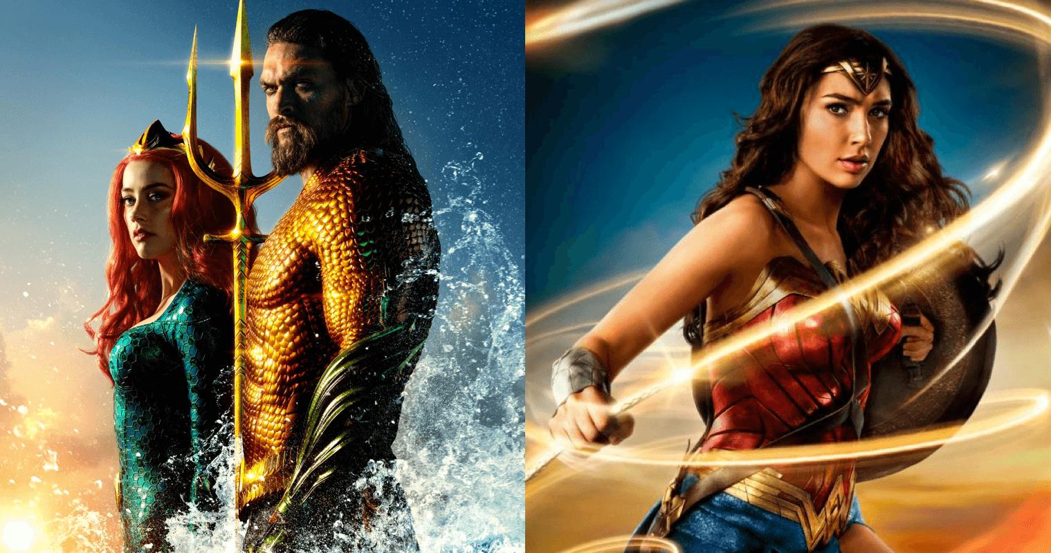 王者之位不遠 《水行俠》超越《神力女超人》全球票房紀錄   DCEU坐二望一首圖