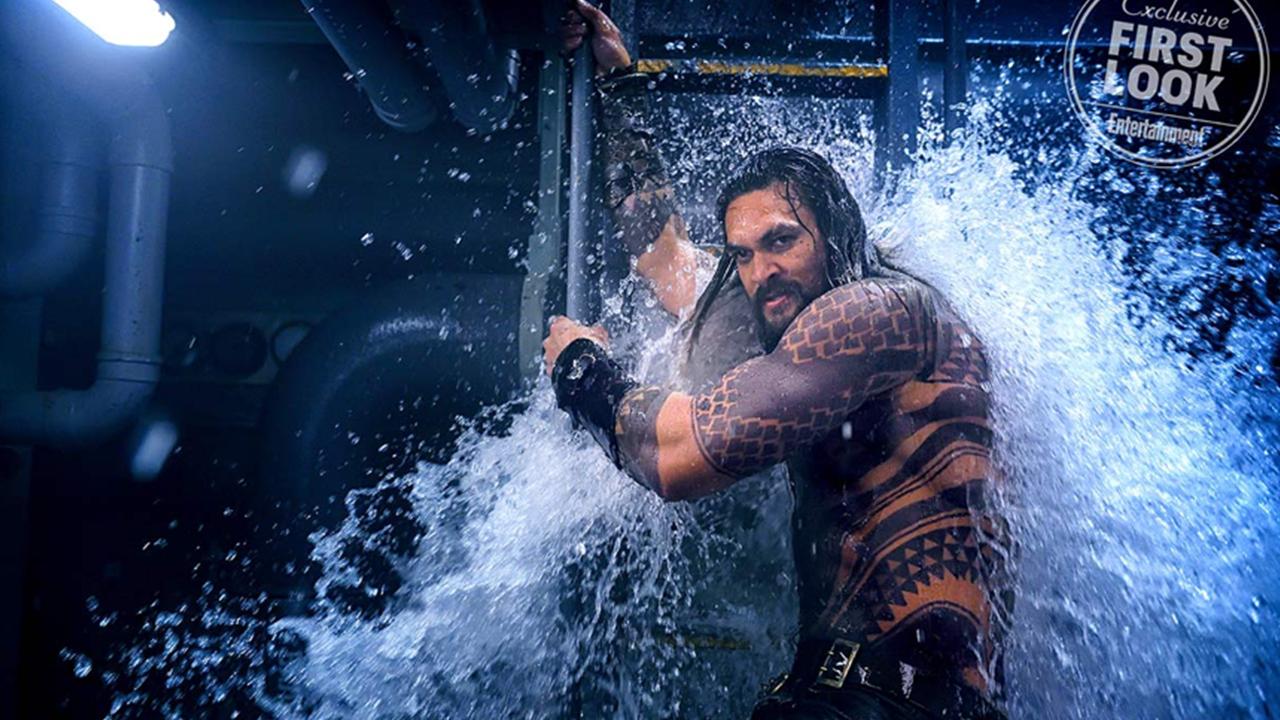 熱熱熱!DC王者水行俠最新劇照釋出!搶先認識亞特蘭提斯王國角色