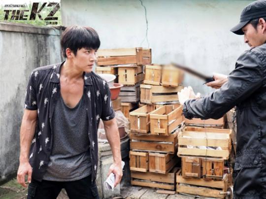 池昌旭在過去作品中的武打場面幾乎親自演出