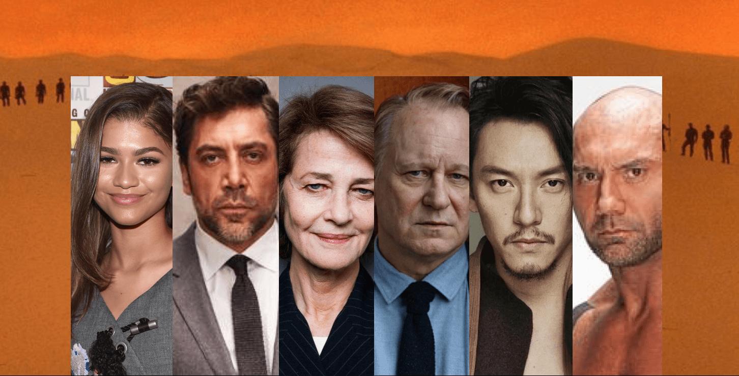 好萊塢群星在沙丘行星的史詩大亂鬥《沙丘魔堡》(四)完:科幻界的《魔戒》等待著重出江湖首圖