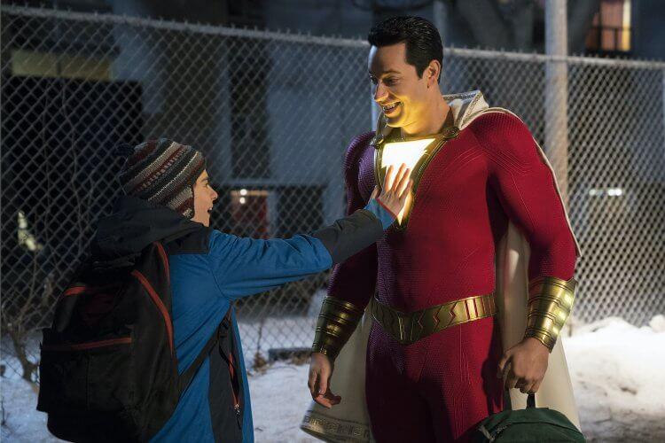 柴克萊威主演的 DC 超級英雄電影《沙贊!》票房破億,已經有續集的消息。