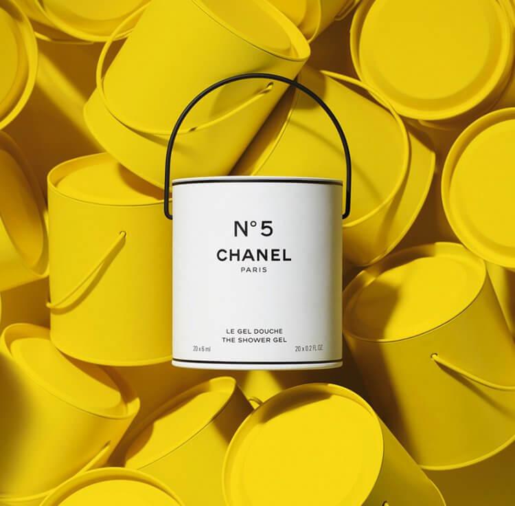 CHANEL Factory 5油漆桶沐浴乳