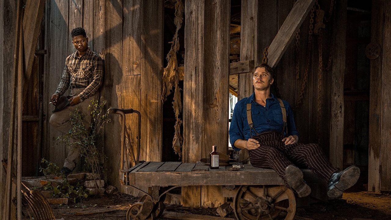 泥沼 劇照 杰米和朗賽爾