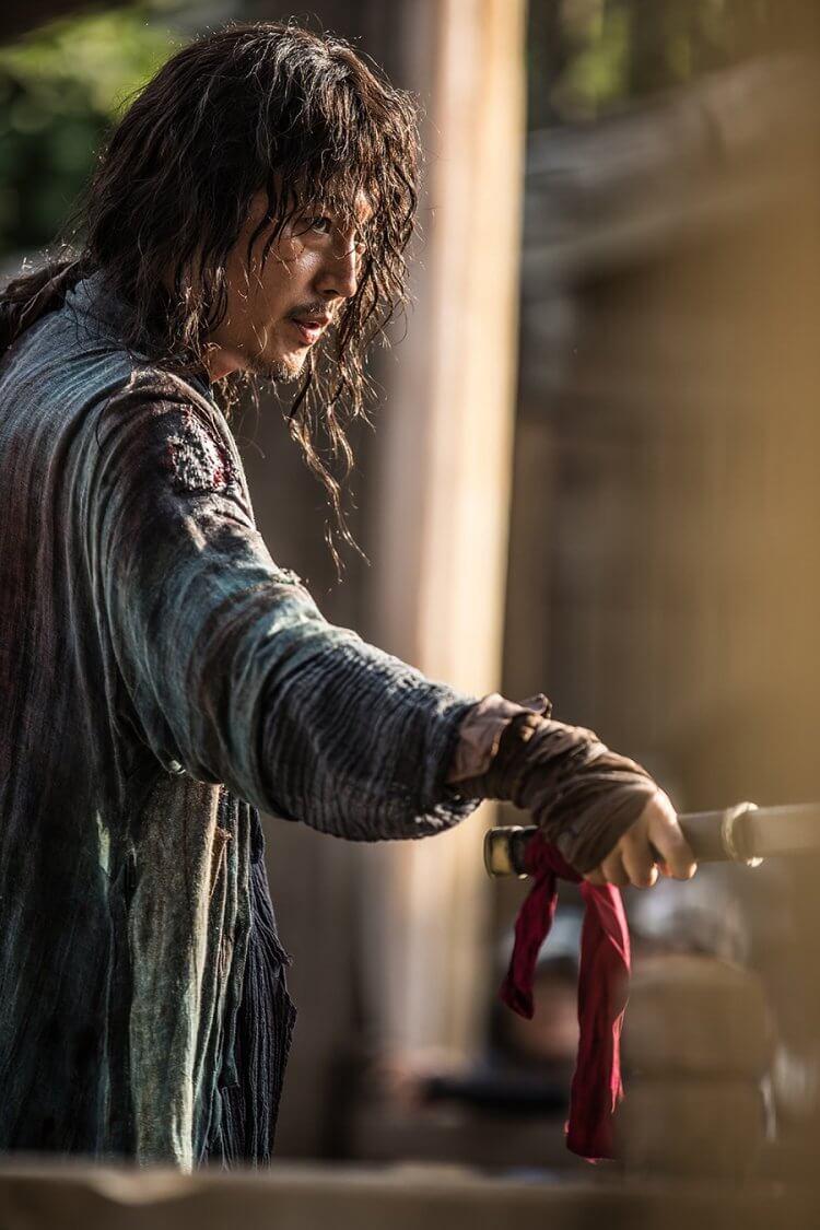 《浴血劍客》張赫。