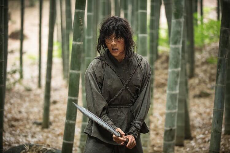 《浴血劍客》李旼赫。