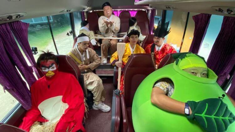 深受觀眾喜愛的知名韓綜《新西遊記》也是從網路綜藝開始做起