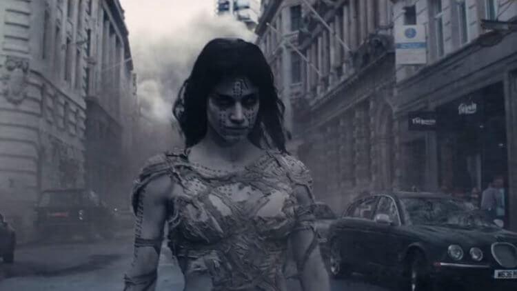 《神鬼傳奇》蘇菲亞波提拉。