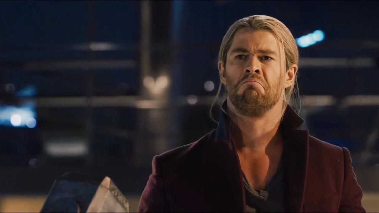 猛男英雄:克里斯漢斯沃大爆「其實我也沒有很喜歡前兩集《雷神索爾》。」首圖