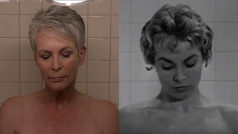 左:潔美李寇蒂斯 / 右:珍妮李。
