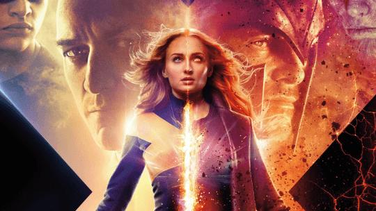 電影《X 戰警:黑鳳凰》中,琴葛雷鳳凰之力失去控制,危機一觸即發。
