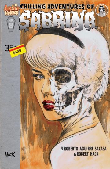 漫畫《莎賓娜的顫慄冒險》。