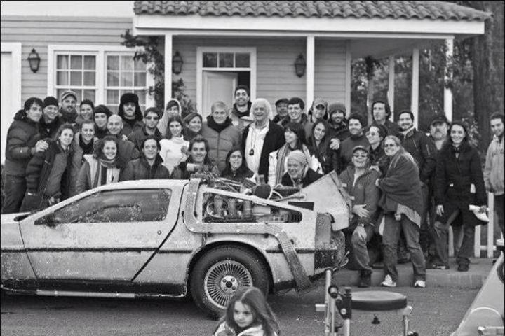 《 回到未來 》系列以及成功,已經是製作團隊最大的資產。