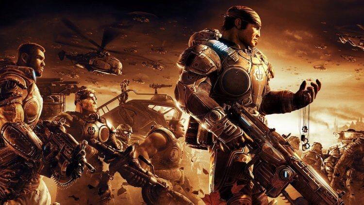為什麼我們還看不到電影《戰爭機器》?(上):遊戲改編電影為什麼永遠這麼難?首圖