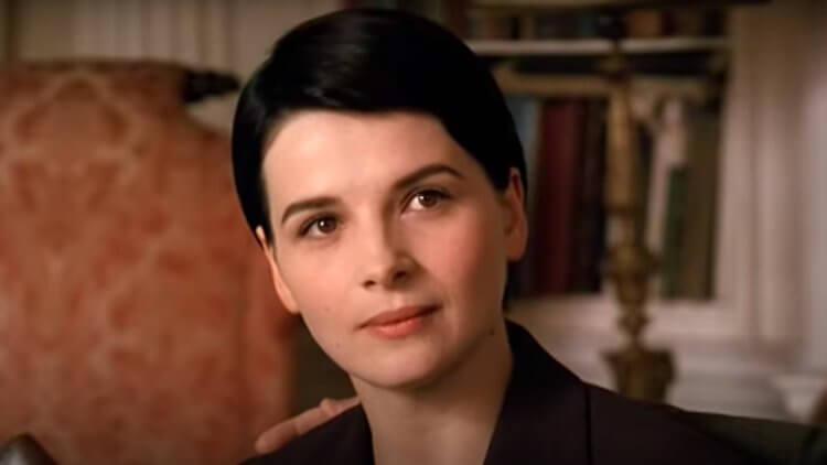 《烈火情人》茱麗葉畢諾許。