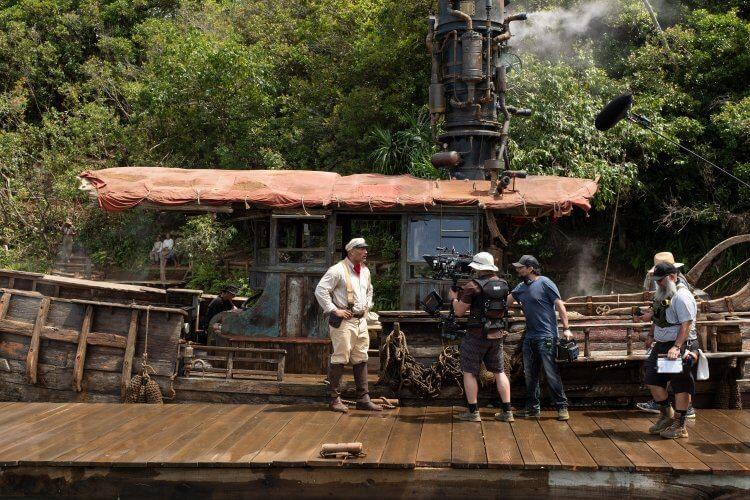 巨石強森、艾蜜莉布朗電影《叢林奇航》驚人特效打造超華麗亞馬遜奇幻冒險,7/30 台灣上映