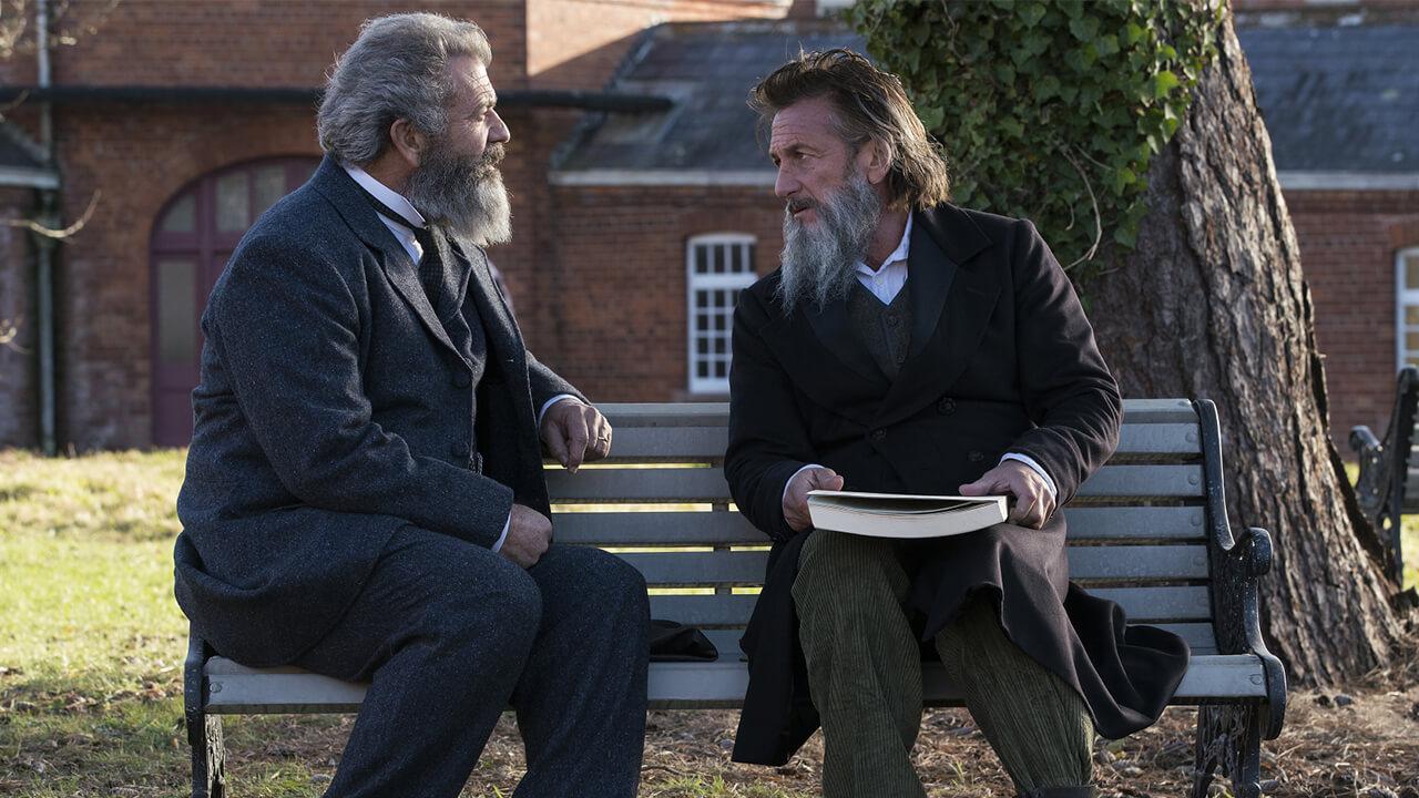 你是蓄鬍天才嗎?梅爾吉勃遜、西恩潘兩大巨星共演《牛津解密》造型掀熱議首圖