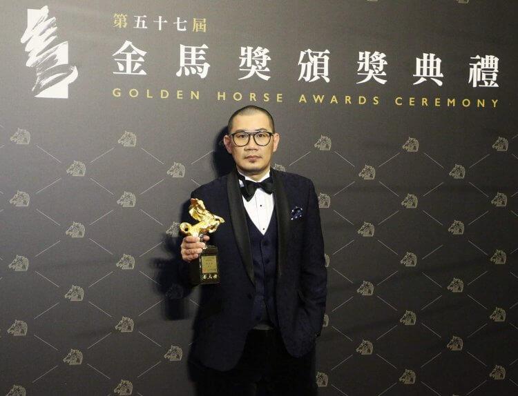第 57 屆金馬獎「最佳新導演」得主,馬來西亞導演張吉安。
