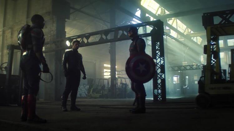 《獵鷹與酷寒戰士》最新季中預告發布!系列迎來最後兩集,巴奇、山姆將與「新美國隊長」約翰沃克展開正面對決首圖