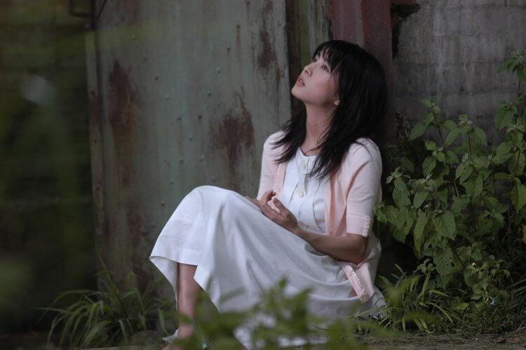 日本奇幻純愛電影《現在,很想見你》劇照。