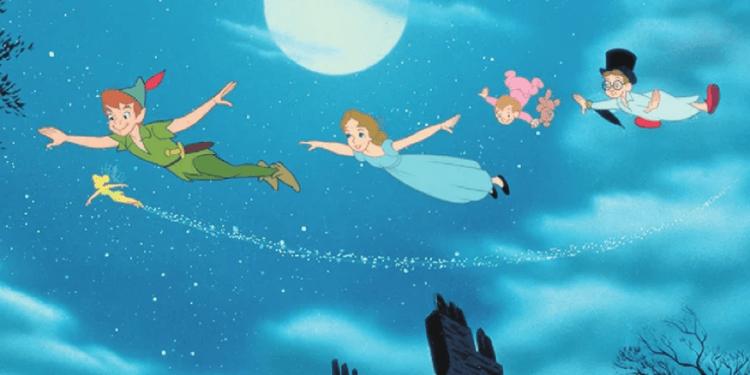 迪士尼動畫《小飛俠》(Peter Pan)