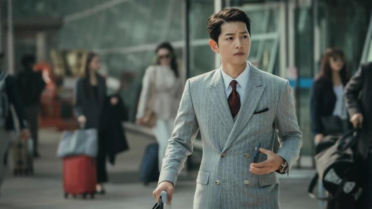 甫結束《文森佐》,宋仲基有望再接下JTBC新戲《財閥家的小兒子》回歸!首圖