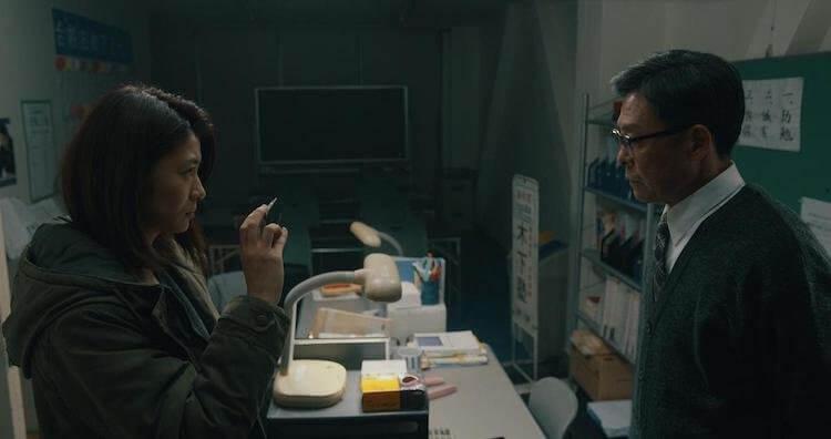【北影 23】2021 台北電影節「國際新導演競賽」入圍之《由宇子的天秤》劇照。