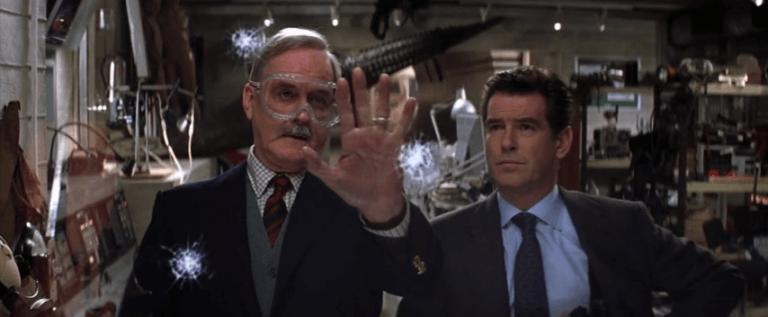 007 電影《誰與爭鋒》(Die Another Day) 劇照。