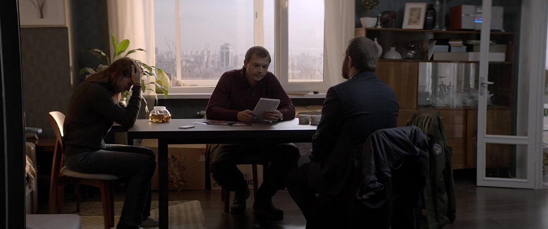 安德烈薩金塞夫 所執導的電影《 當愛不見了 》-劇照