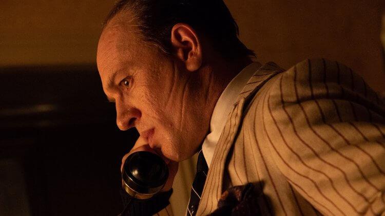 「蒙面男神」湯姆哈迪脫面罩  化身《疤面教父》秀精湛「眼」技首圖