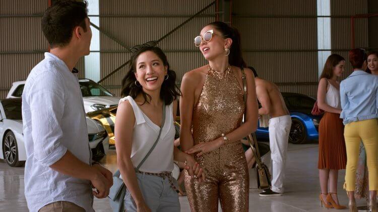 由朱浩偉導演執導的華人大家族戀愛電影《瘋狂亞洲富豪》由亨利高汀、吳恬敏等人主演。