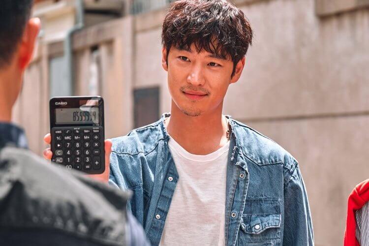 韓國喜劇電影《盜墓同盟》李帝勳。