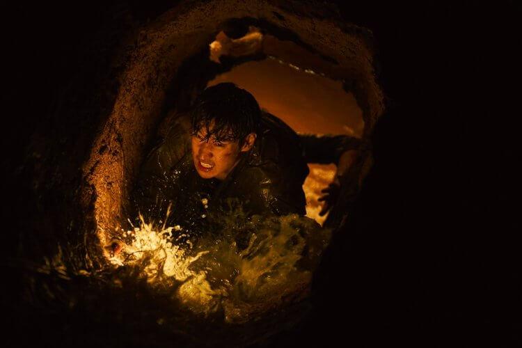 韓國喜劇電影《盜墓同盟》。
