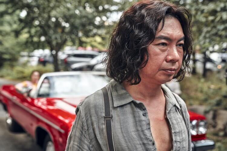韓國喜劇電影《盜墓同盟》林元熙。