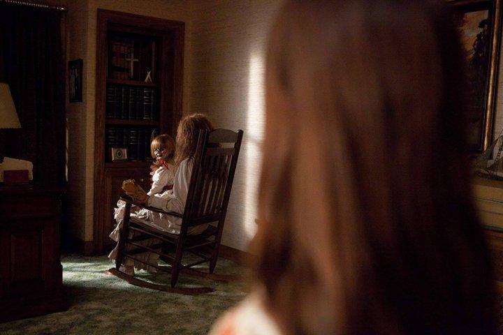 在《 鬼修女 》之後,《 厲陰宅 》系列最新作 :《 鬼修女3 》即將開拍。