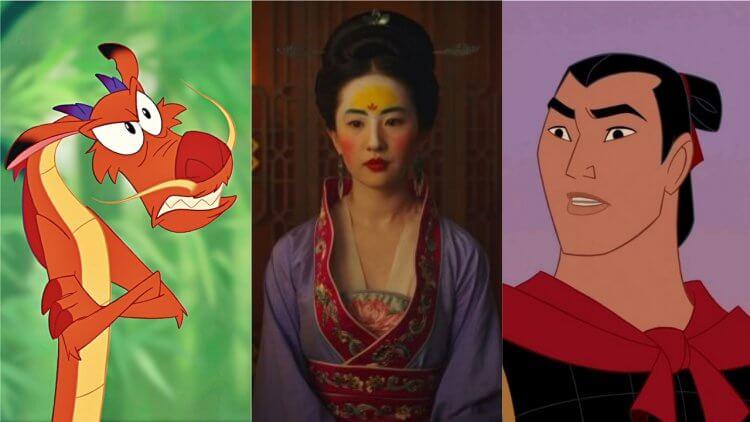 【電影背後】在偉大的中國文化之下,相距 20 年的兩部《花木蘭》電影是這樣誕生的 (中):踢開木須龍、擁抱神仙姐姐、中國元素百分百首圖